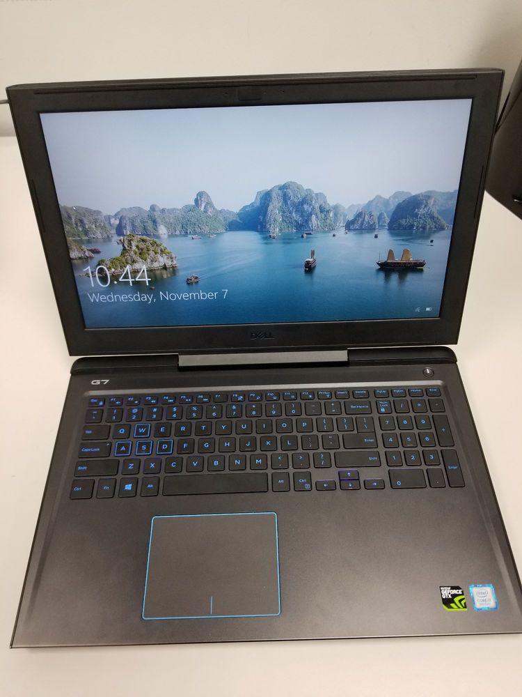 """Dell G7 15.6"""" Laptop 8th Gen i7, 20GB Memory, GTX 1060 256"""
