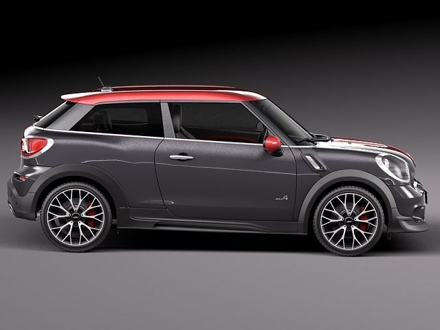2017 Mini Paceman Root Cars