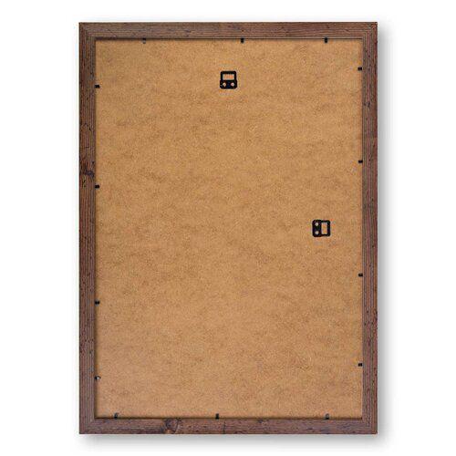 Gerahmter Grafikdruck Kupferfasan von Numata Kashu East Urban Home Größe: 24 cm H x 33 cm B, Rahmenart: Walnuss