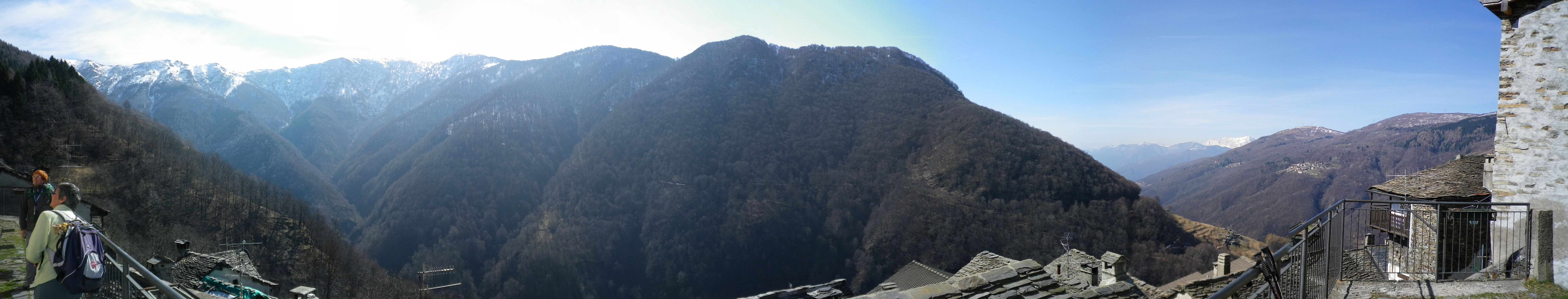 Monteviasco - Trekking