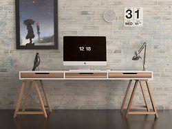 AN desk by Monolito
