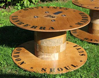 Tavolo Bobina ~ 56 best touret bobine images on pinterest pallet wood