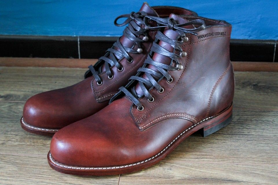 Chaussures Homme Wolverine Homme Chaussures Chaussures Wolverine Homme Chaussures Wolverine IY7f6gvby