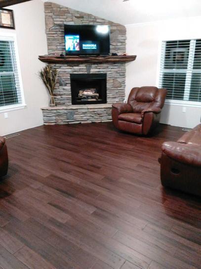 Living Room Bamboo Flooring Floor Design Hardwood Floors