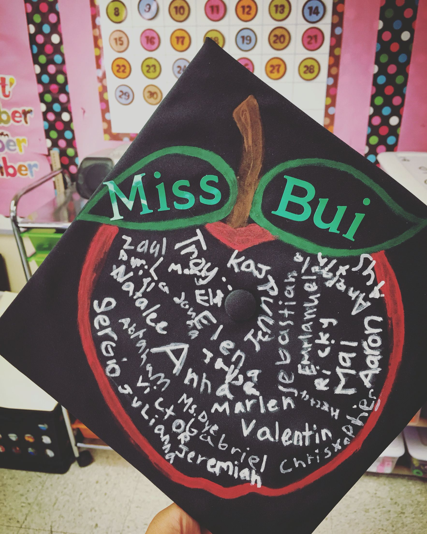 Graduation Cap Decoration Ideas For Teachers