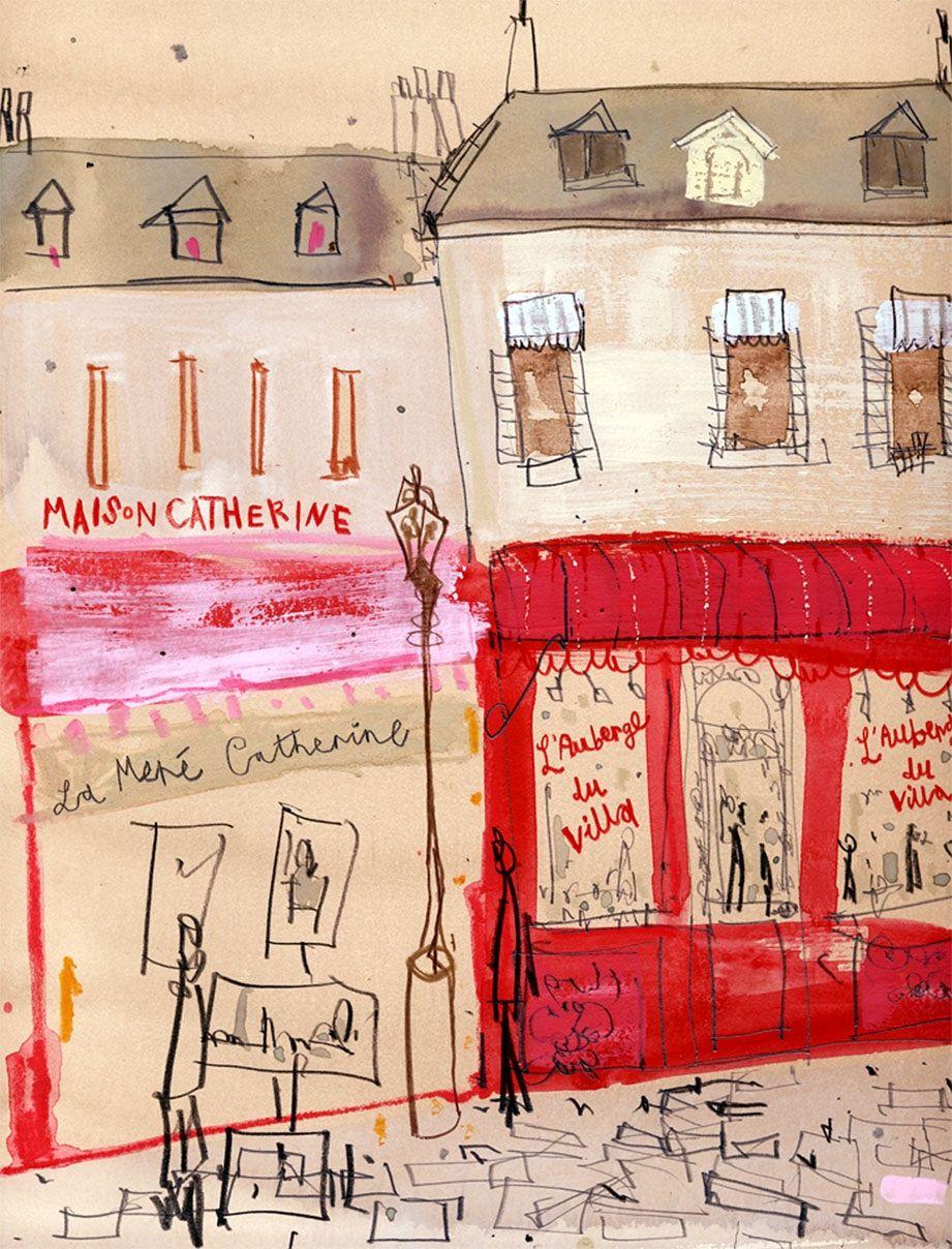Maison Catherine Paris by Clare Caulfield