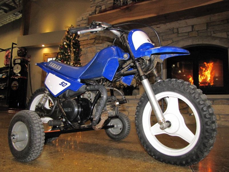 2001 Yamaha PW50 PW50 - Click to see full-size photo viewer