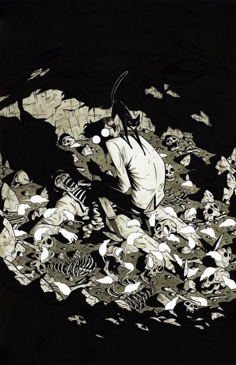 Hp Lovecraft Rats In The Wall Illustration With Images
