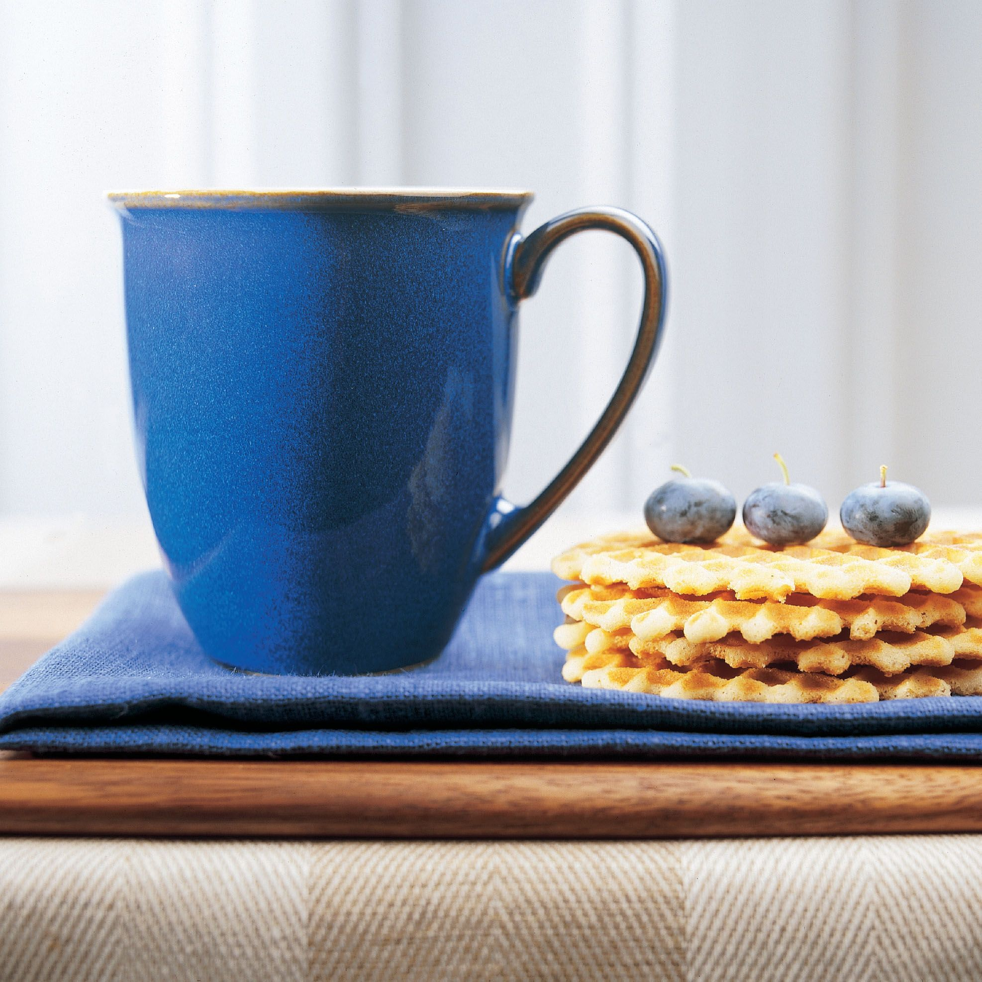 Fill Your Home With The Soothing Denby Imperial Blue Collection