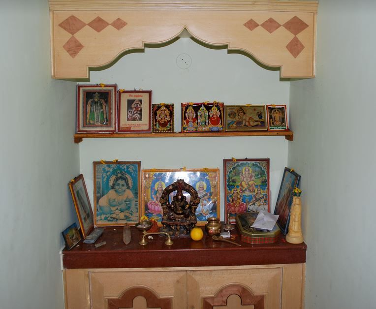 Pooja Room Ideas for Ram Navami