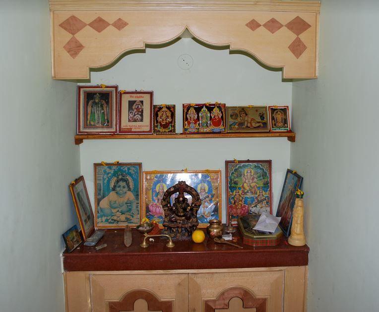 Pooja Room Ideas and Designs pooja Pinterest Room ideas
