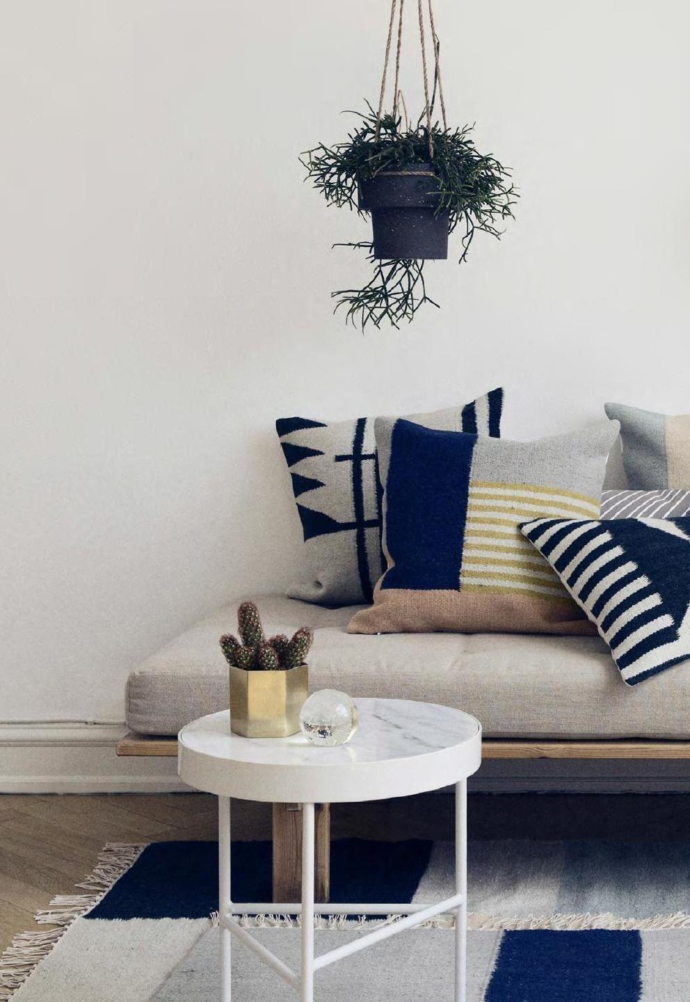 Tæppe til sofa