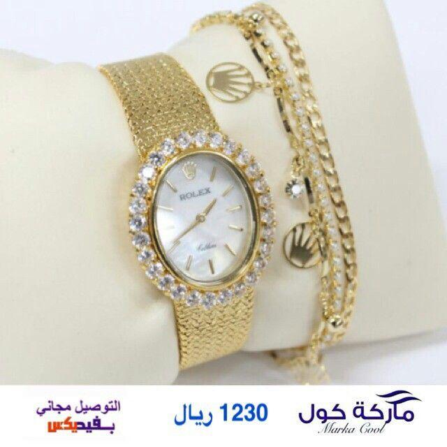 ساعات رولكس شوبارد اقنر بلغاري اوميغا Bracelet Watch Accessories Wrap Watch