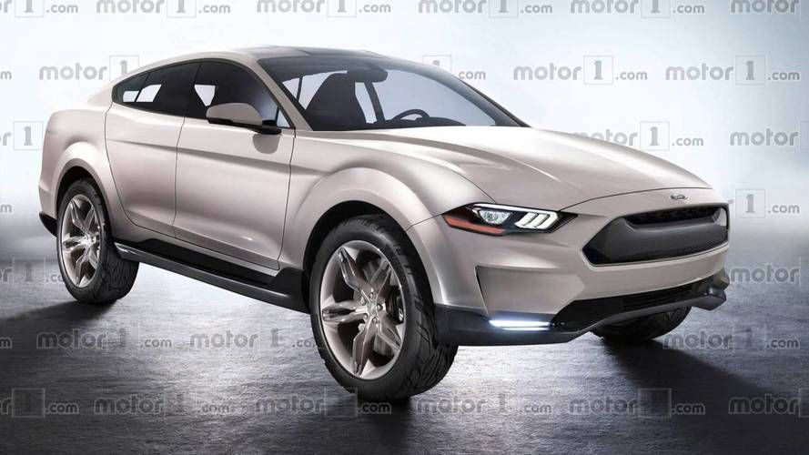 Ford Mustang Esque Electric Suv To Be Built In Mexico Ford
