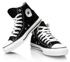 Converse Chuck Taylor HI(K) Black (With images) Chuck  Chuck