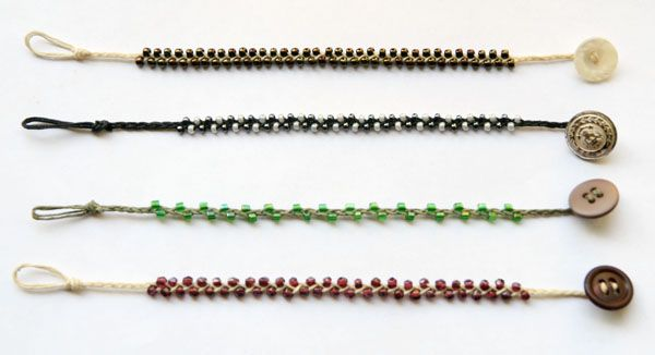 diy beaded bracelet variations - Bracelet Design Ideas