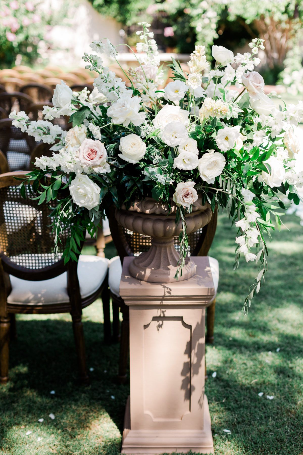 Whimsical Wedding with a Neutral Color Palette at The