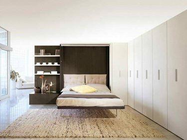 Come arredare camera da letto piccola | Slaapkamer | Pinterest