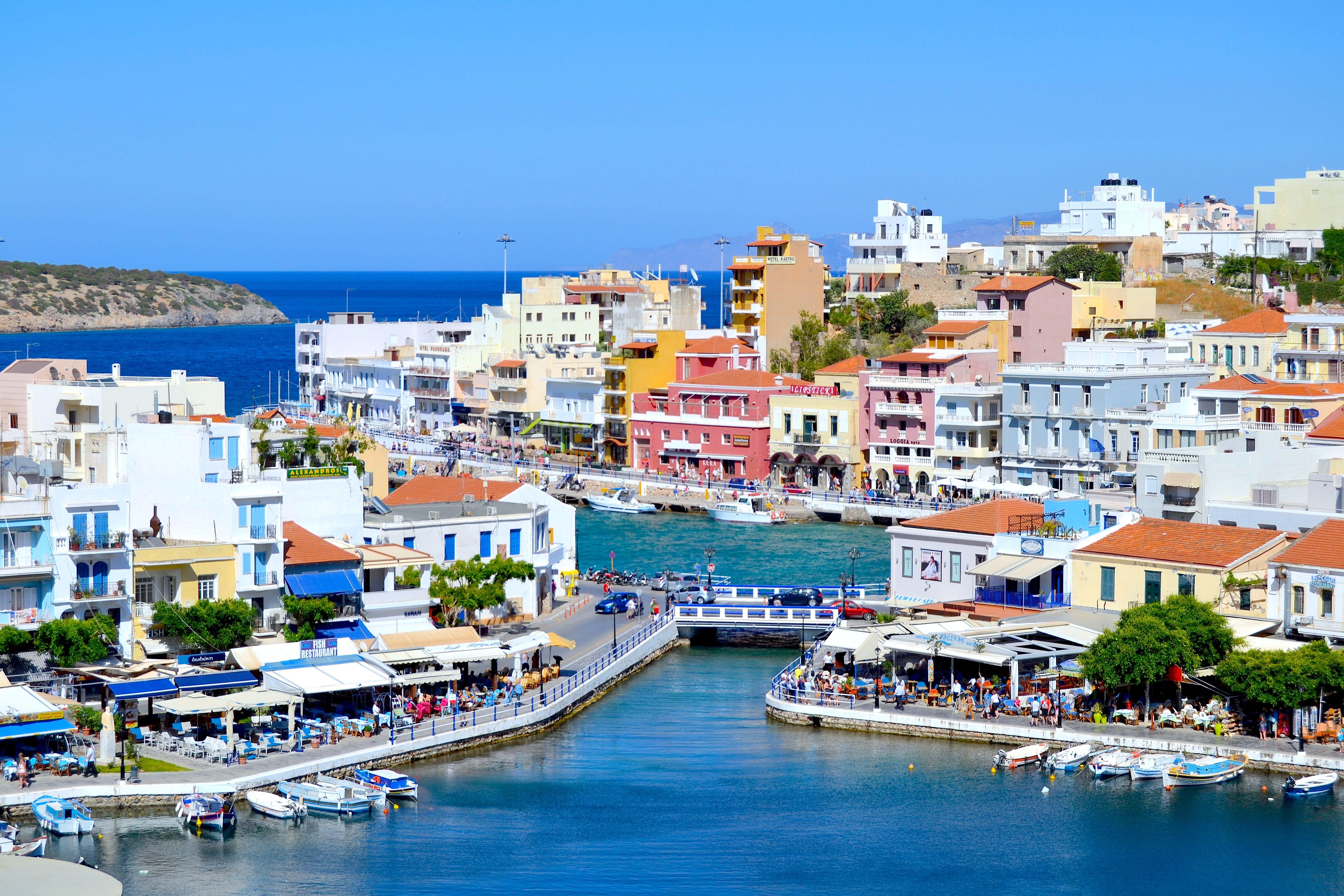 #AgiosNikolaos #Aurinkomatkalla #Aurinkomatkat #Kreeta