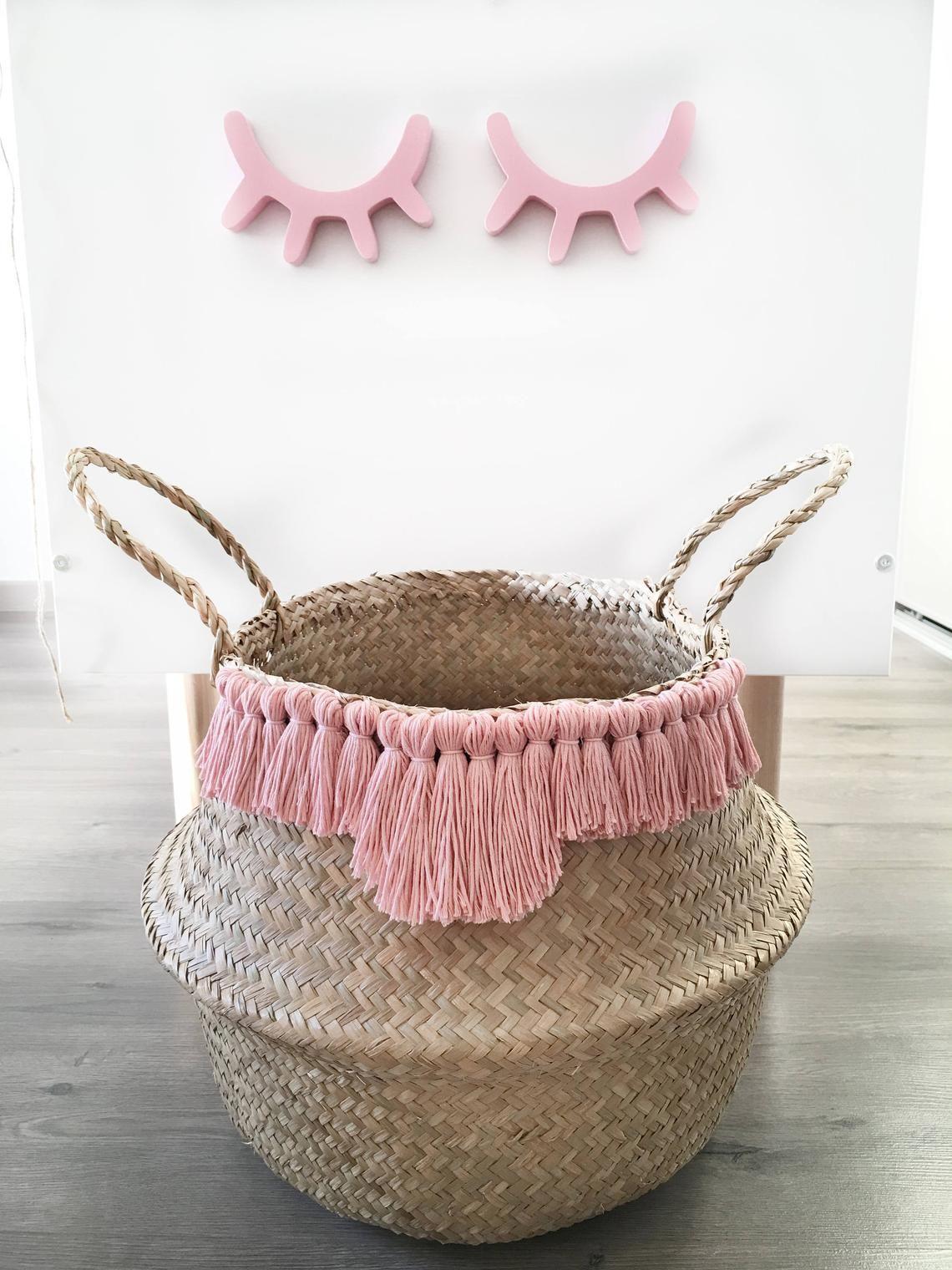 The bohemian basket