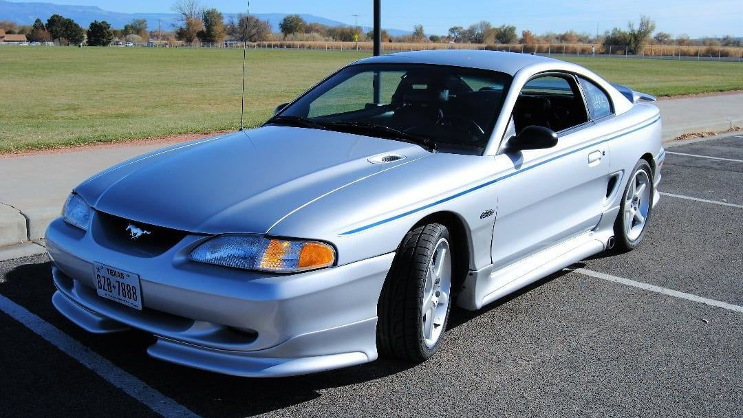 1998 Ford Mustang Roush Stage Iii Ford Mustang Roush Ford Mustang Mustang