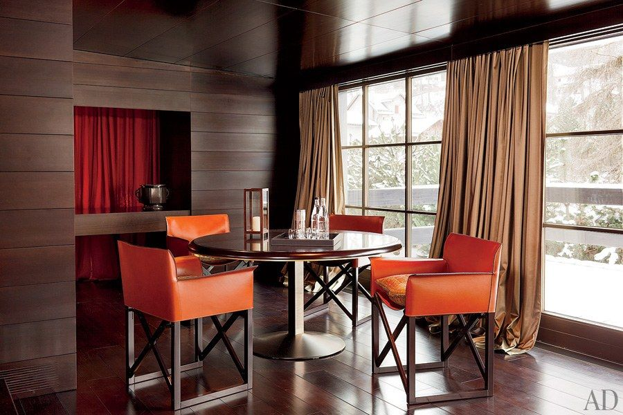 Step Inside 37 Celebrity Dining Rooms