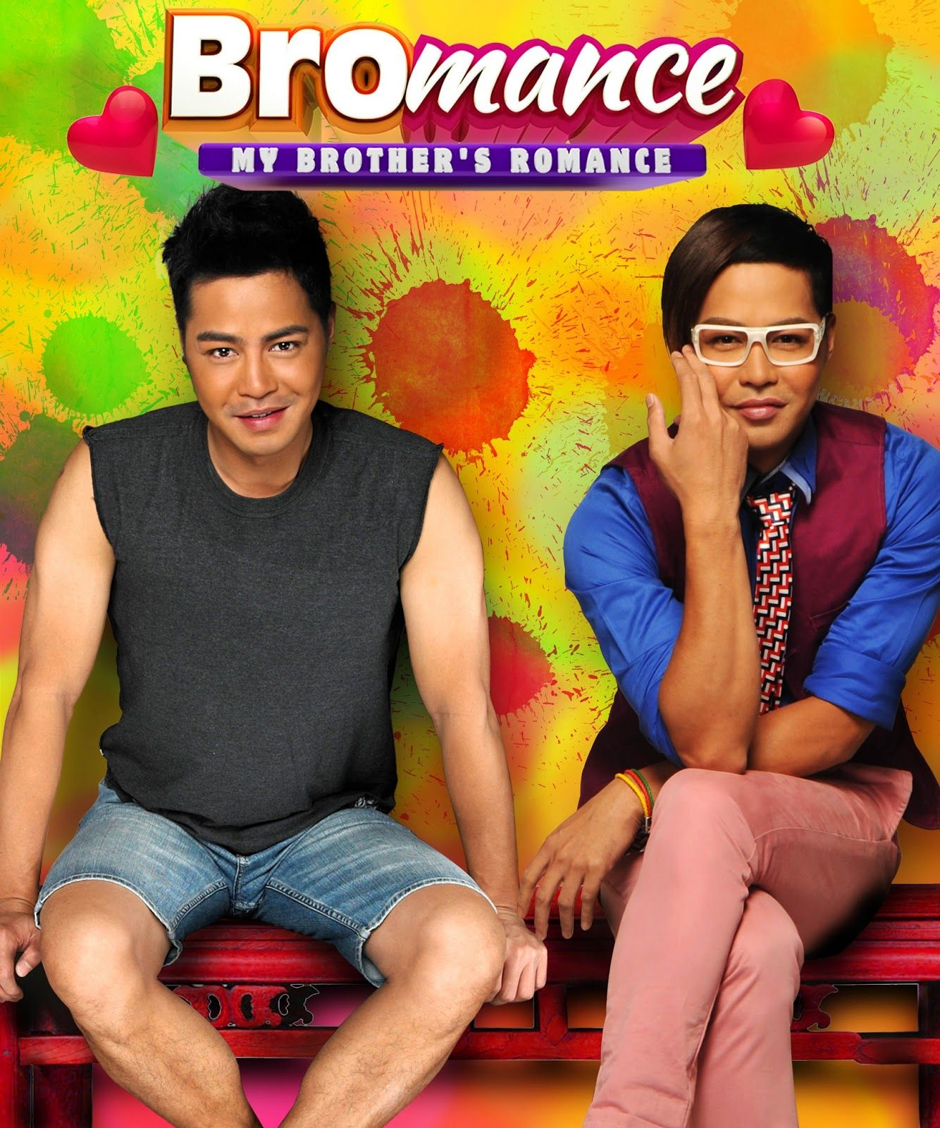 Bromance My Brother S Romance 2013 Zanjoe Marudo Tagalog Comedy Movies Comedy Movies Movies Comedy