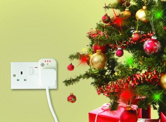 easy way to control your Xmas tree lights Clap On, Clap Off