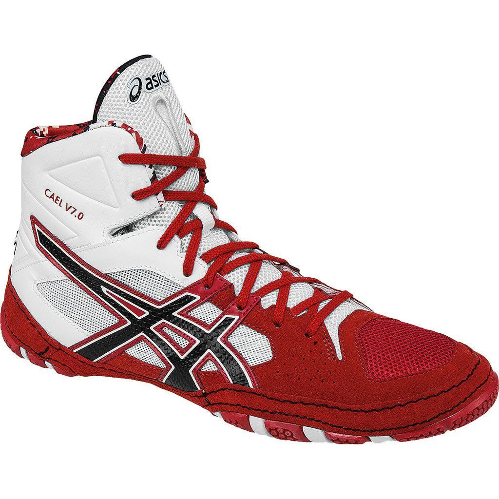 07be1b98b816 ASICS Cael V7.0 Wrestling Shoes