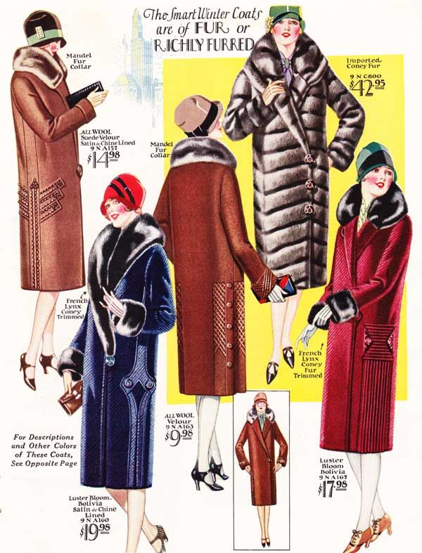 1920s Fashion for Women & Girls   1920 and 1930s in 2019 ...