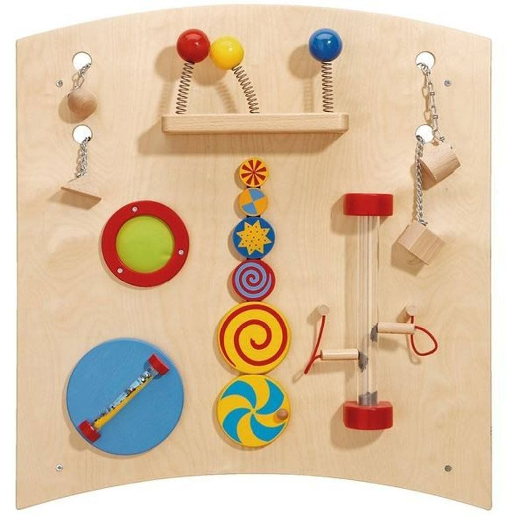 HABA Sensory Learning Wall - 3 Piece Set | Sensory wall, Walls and ...