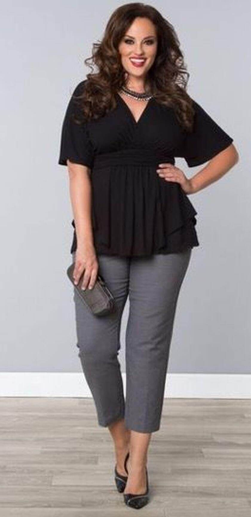 Photo of 29 of the Best Business Clothes for Plus Size Women