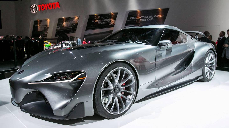 2019 Toyota Supra Price Specs Release Date Sports Car