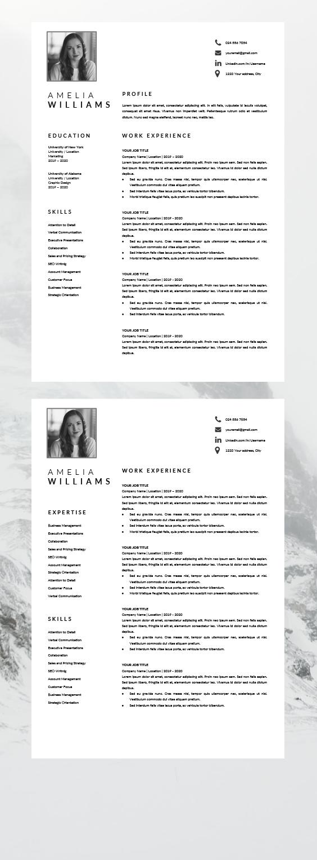 Creative Resume Builder Resume Picture Template Resume