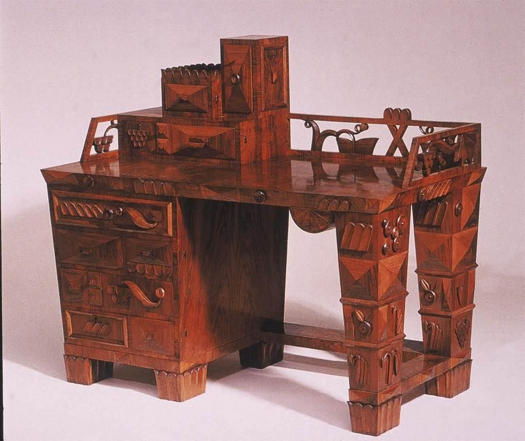 Writing Desk Designed By Dagobert Peche.
