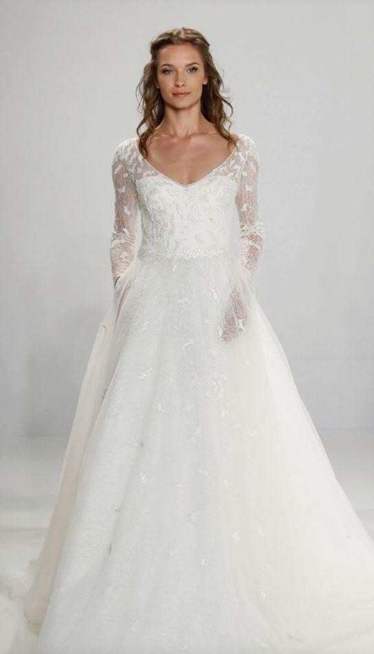 Wedding Dress Inspiration | Winterbraut, Hochzeitskleider und Brautmode