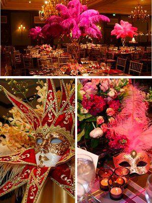 Masquerade Ball Prom Decorations Photo Via  Masquerades Masquerade Ball And Masquerade Party