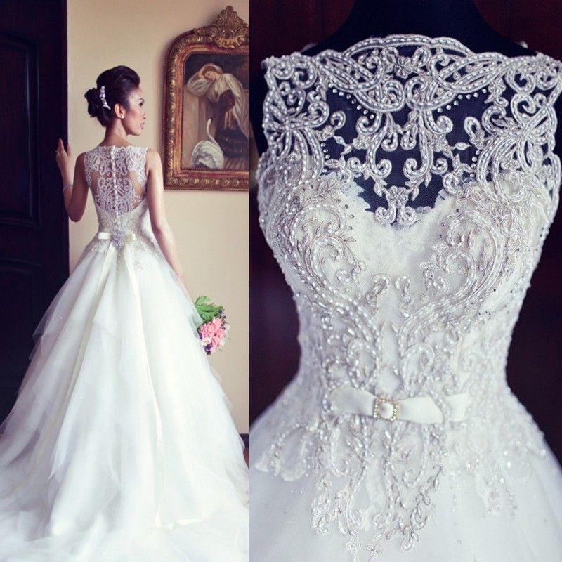 Confira aqui - Vestido de Noiva Romântico - Valentina Store ...