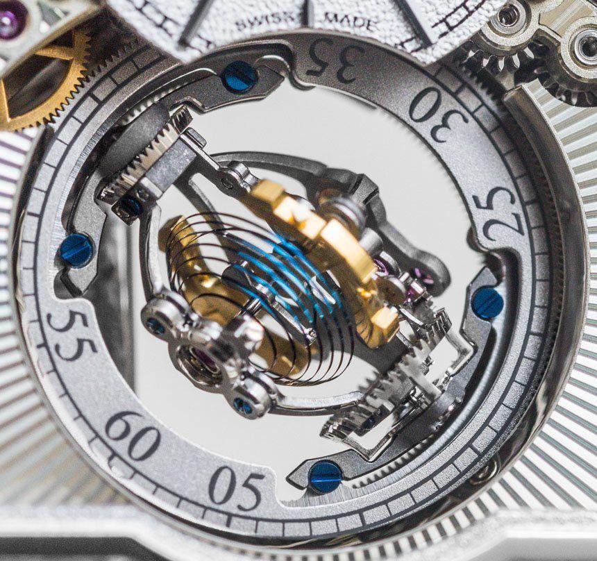 701c9643e04 Jaeger-LeCoultre Reverso Tribute Gyrotourbillon Watch Hands-On - by David  Bredan - read more