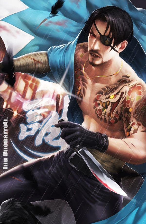 Pin by Dannigom on Yakuza Plus games, Kiryu, Free ps plus