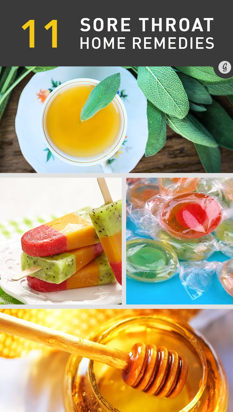 The 11 Best Natural Cures for a Sore Throat