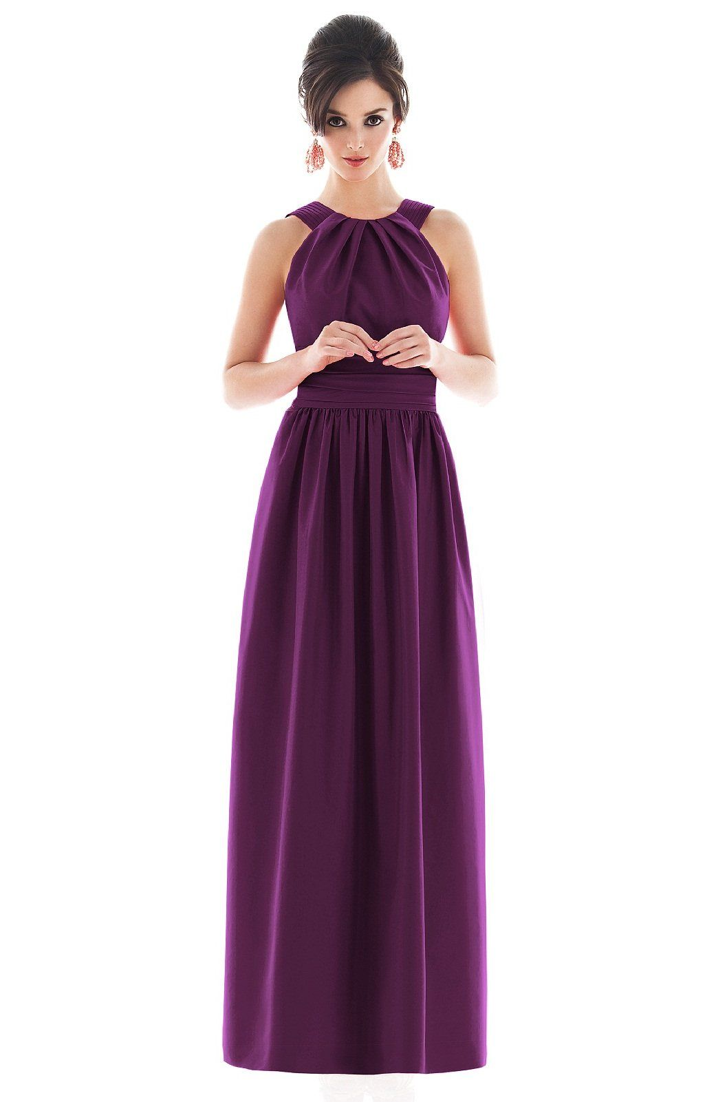 Alfred Sung D495 Bridesmaid Dress | Weddington Way | Robes longues ...