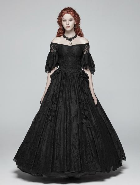 35++ Gothic victorian dress information
