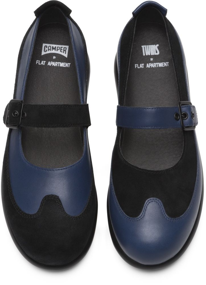 Camper Twins By Flat Apartment Multicolor Flats Women K200523 001