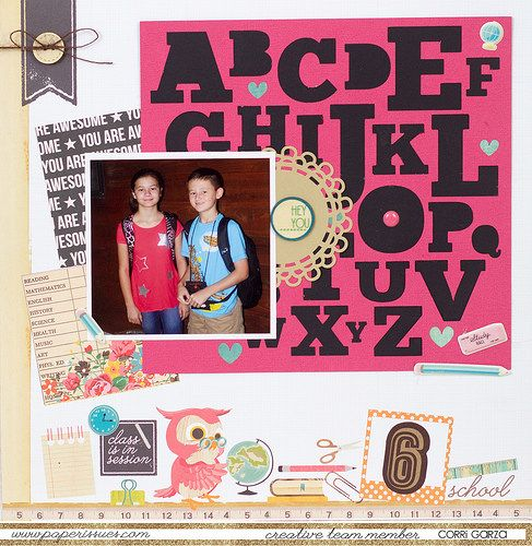 Free ABC Cut file designed by Jennifer Chapin  Available in the Paper Issues shop