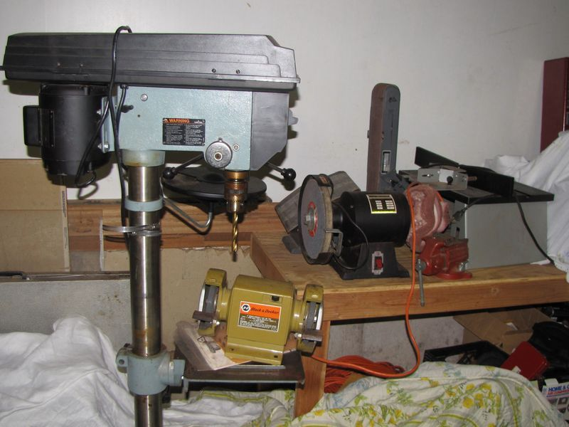 Strange Shop Equipment Including A Central Machinery Single Phase Ibusinesslaw Wood Chair Design Ideas Ibusinesslaworg