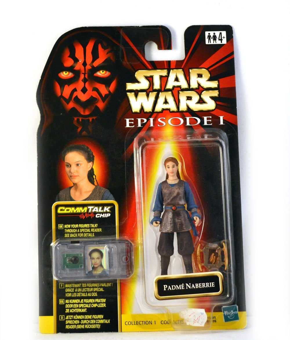 Star Wars Episode 1 Padme Naberrie Action Figure MOC