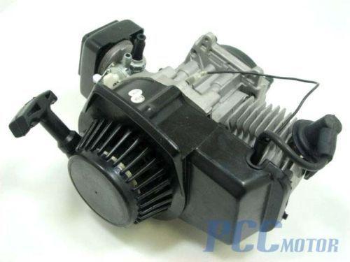 49CC 2 STROKE ENGINE MOTOR POCKET MINI BIKE SCOOTER ATV H EN02