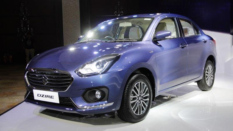 Suzuki Swift Sedan 2018 hay Suzuki Maruti Dzire 2018 vừa chính thức ra mắt thị trường, cạnh tranh với các dòng sedan hạng B như Honda City, Toyota Vios...