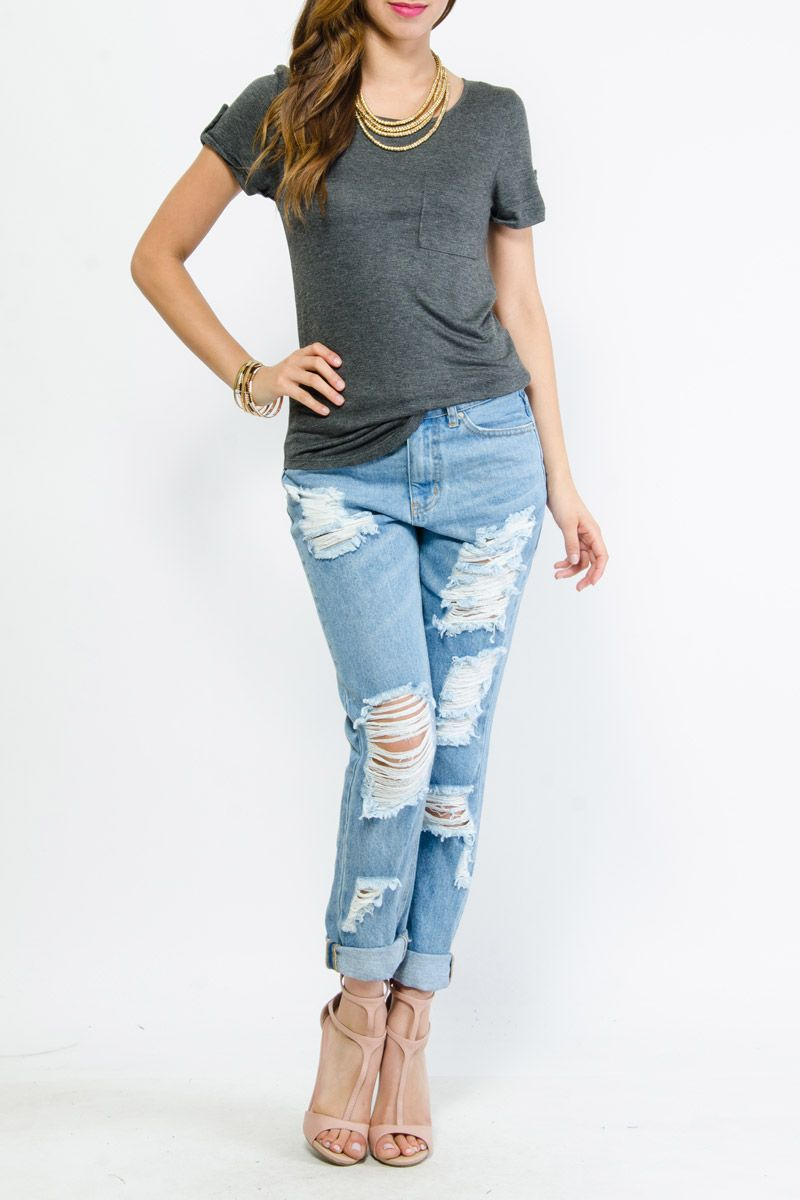 Be-Cool Solid Knit Top $7.99